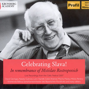 Celebrating Slava