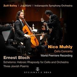 Ernest Bloch Cello Concerto