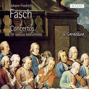 Johann Friedrich Fasch