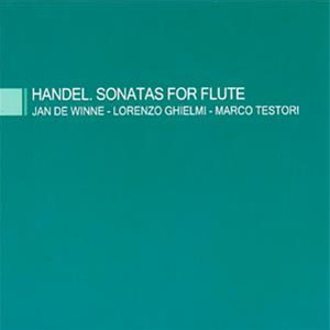 Handel Sonatas for Flute