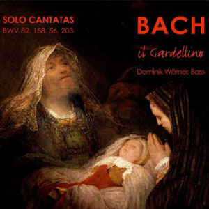 Bach Solo Cantatas