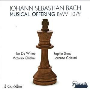 Bach Musical Offering BWV 1079